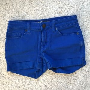 Blue BDG Shorts